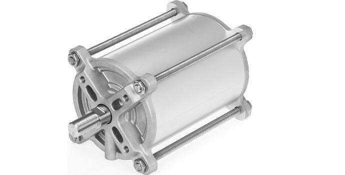 Festo lanza el actuador neumático lineal DFPC para accionar válvulas de proceso