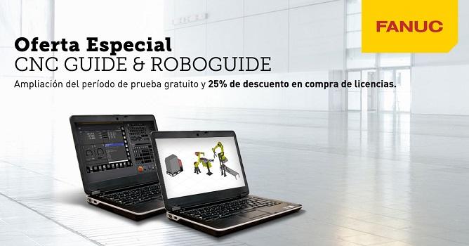 CNC Guide y ROBOGUIDE