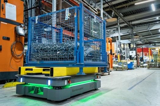 Mobile Industrial Robots preside una mesa redonda virtual sobre aplicaciones industriales y sistemas para robots móviles