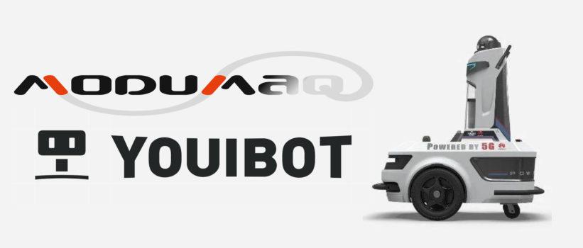 Modumaq y Youibot: una sinergia internacional por la automatización enfocada en los AGV's