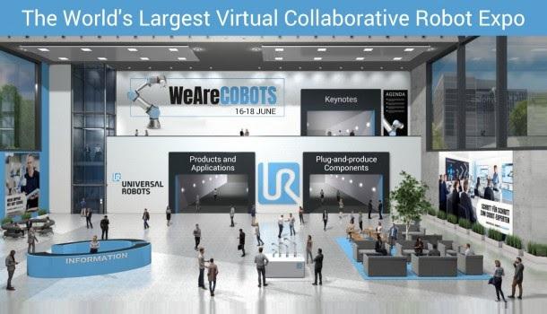 Universal Robots organiza un nuevo congreso WeAreCOBOTS virtual