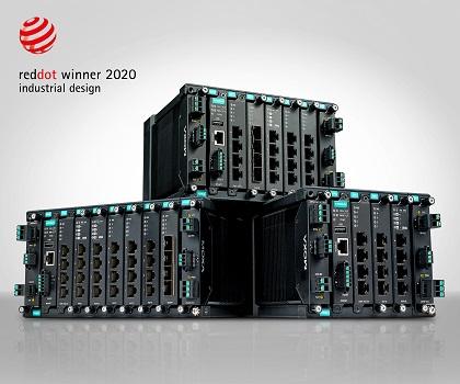 MDS-G4000: conmutadores Ethernet industriales modulares premiados para el siguiente nivel de versatilidad de red