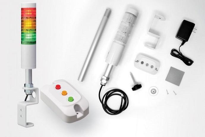La nueva baliza de señalización con control manual HSST de PATLITE ya está disponible