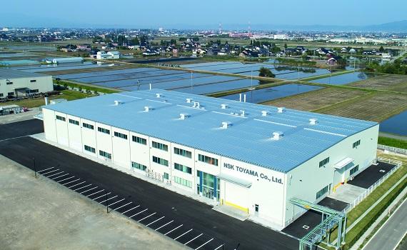 La nueva planta de tratamiento térmico en NSK Tomaya que protege las cadenas de suministro