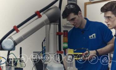 Universal Robots acerca la robótica colaborativa a los centros formativos en un webinar gratuito programado para el 17 de septiembre