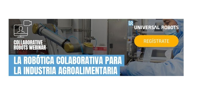 industria agroalimentaria universal robots