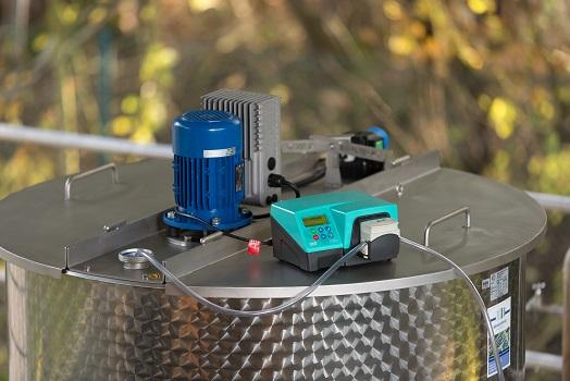 Las bombas de tubo 323Dz de Watson-Marlow contribuyen a atrapar los microplásticos dañinos