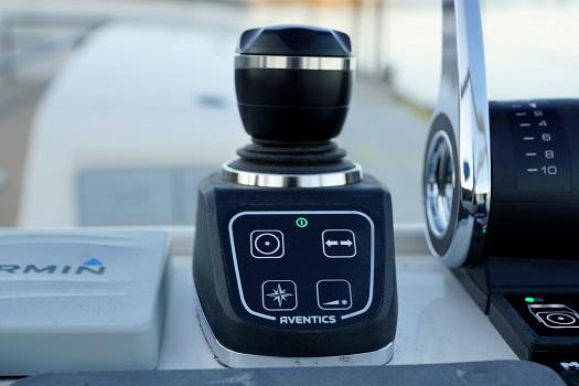 AVENTICS™ Marex 3D: el sistema de joysticks de Emerson que simplifica las maniobras de los buques