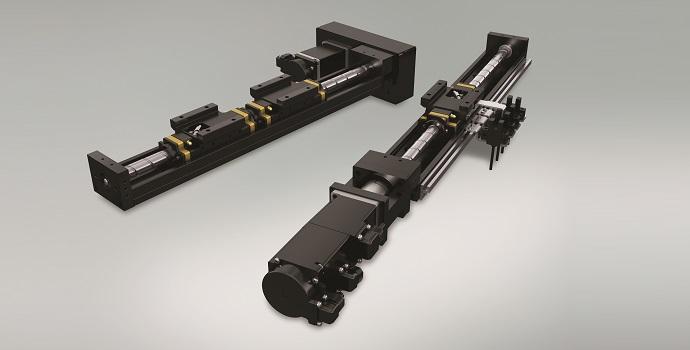 El actuador lineal motorizado MCE demuestra las capacidades de NSK