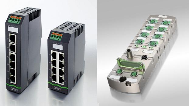 Switches Murrelektronik: dirija sus datos en la dirección correcta