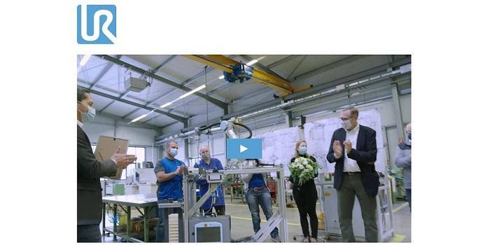 Universal Robots bate récords