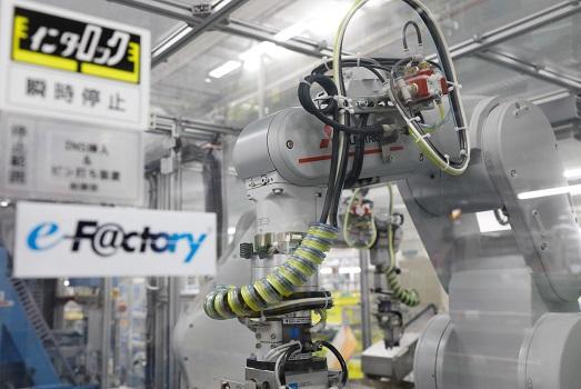 La robótica industrial, una inversión rentable para 2021, según Mitsubishi Electric
