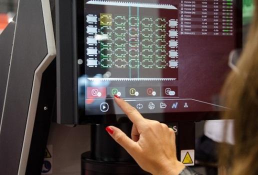 Medición óptica en 2D extremadamente rápida y repetible, ideal para la inspección durante la producción de la mano de Metrios