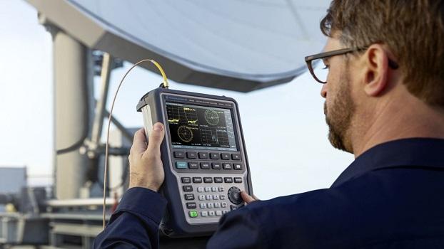 Rohde & Schwarz presenta R&S ZNH, el nuevo analizador vectorial de redes portátil de hasta 26,5 GHz