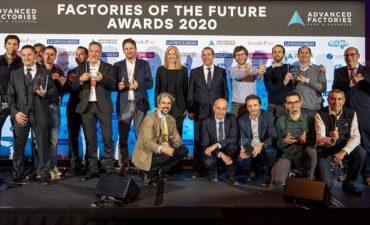 Advanced Factories premia la innovación en la industria con los Factories of the Future Awards 2021