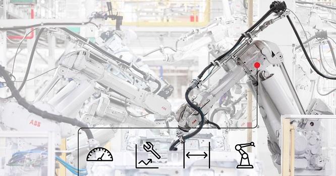 ABB lanza Condition-Based Maintenance (CBM), un servicio de mantenimiento basado en condiciones para evaluaciones de flotas y robots individuales