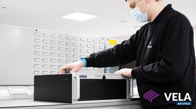 VELA Rack: Una nueva gama de sistemas de PC de rack en stock, fiables y altamente personalizables de Impulse, impulsados por Advantech