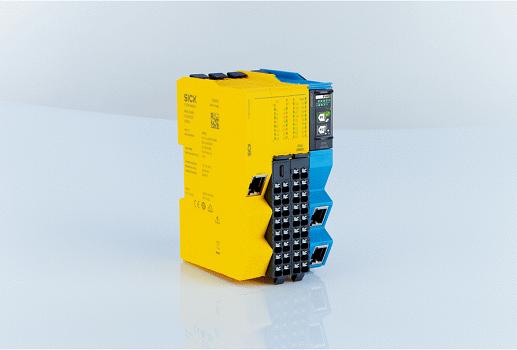 SICKpresenta Flexi Compact, el nuevo controlador de seguridad más fácil de usar y adaptable