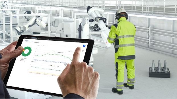 Nueva actualización del simulador de distancia de frenado RobotStudio de ABB mejora la seguridad y reduce el tamaño de la célula robótica hasta en un 25%