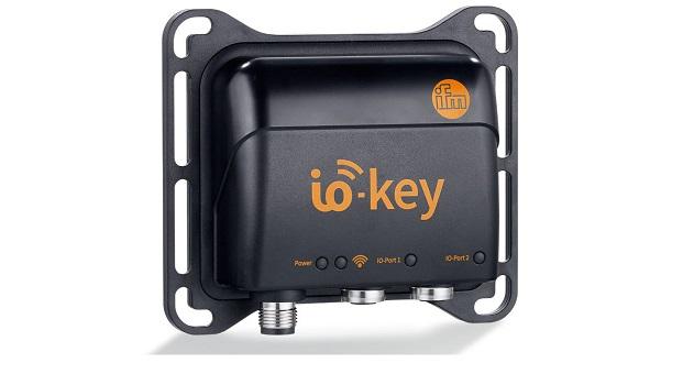 Envíe datos de sus sensores IO-Link directamente a la nube con io-link de ifm