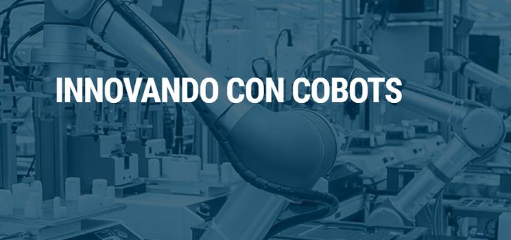 Universal Robots invita a romper barreras con la robótica colaborativa y organiza la jornada 'Innovando con cobots'