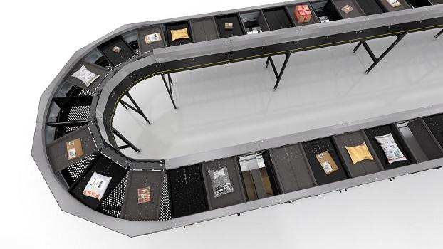 Split Tray Sorter MT015S: el nuevo sistema de clasificación ya está en el mercado de la mano de Interroll