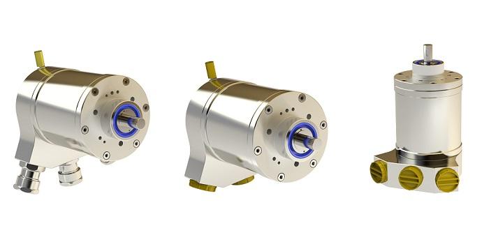 Codificador de seguridad TRT/S3 SIL2: tecnología para sensores con certificación ATEX y certificado SIL2/PLd