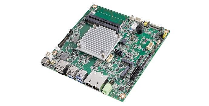 "Advantech anuncia la placa madre Mini-ITX AIMB-218 con la plataforma ""Elkhart Lake"", el nuevo procesador Intel Atom®x6000E para conectividad AIoT"