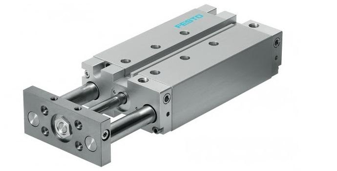 DFM, el actuador guiado más compacto y resistente de Festo