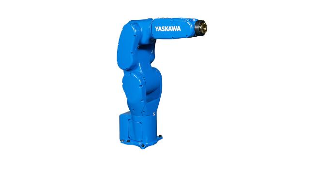 Yaskawa presenta el nuevo robot Motoman GP4