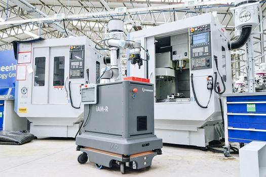 Mobile Industrial Robots desarrolla su programa para socios OEM