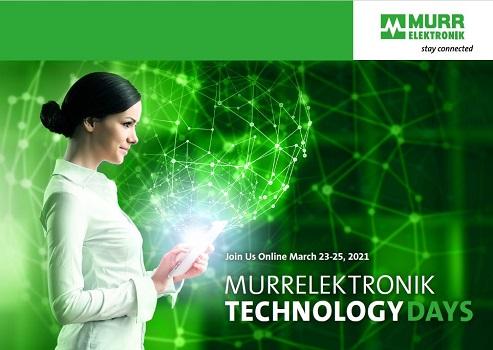 Comienzan los Technology Days de Murrelektronik