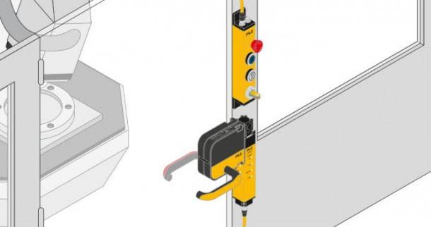 PSENmlock: el nuevo módulo de maneta con desbloqueo de alineación integrado para la seguridad de puertas y accesos