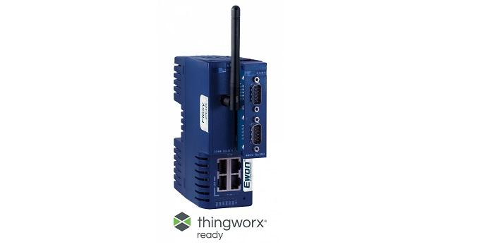Ewon Flexy de HMS Networks logra el estatus de ThingWorx Ready