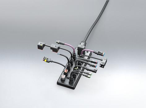 Innovador sistema modular y flexible para instalaciones en máquinas móviles de Murrelektronik