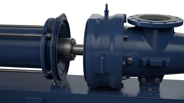 Las nuevas tecnologías Rotor Joint Access (RJA) y Drive Joint Access (DJA) de SEEPEX para el mantenimiento sencillo de bombas estándar grandes