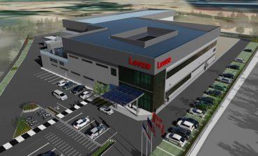 Leuze construye una nueva planta en Malasia