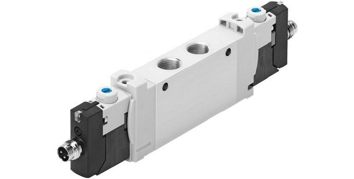 VUVG, la nueva electroválvula universal de Festo para aplicaciones estándar