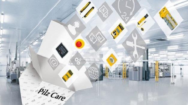 Pilz Care: nuevo programa de soporte técnico a medida para garantizar la máxima disponibilidad de la maquinaria
