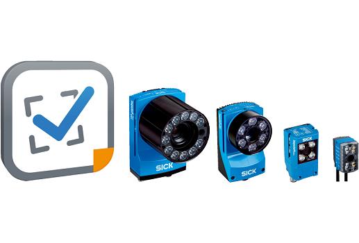 SICK lanza SensorApp Quality Inspection: la nueva aplicación Quality Inspection para controles de calidad de alta resolución