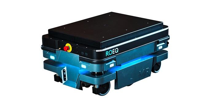 ROEQ lanza el TML200, su nuevo módulo superior de elevación para robots MiR250