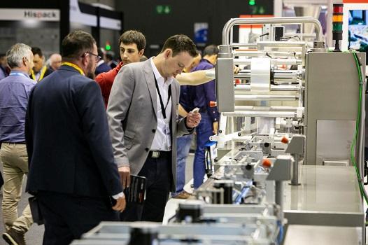 La industria del packaging apuesta por celebrar un Hispack más grande e internacional en 2022