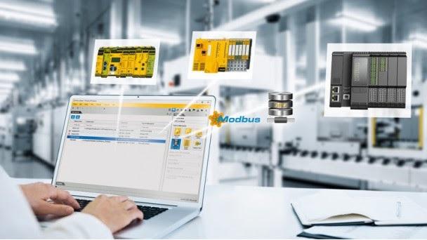 Toda la automatización bajo control con HMI PASvisu 1.10: el software de visualización web con máxima conectividad