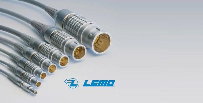 Serie B de Lemo: conectores estándar multicontacto con autoenclavamiento con llave de polaridad