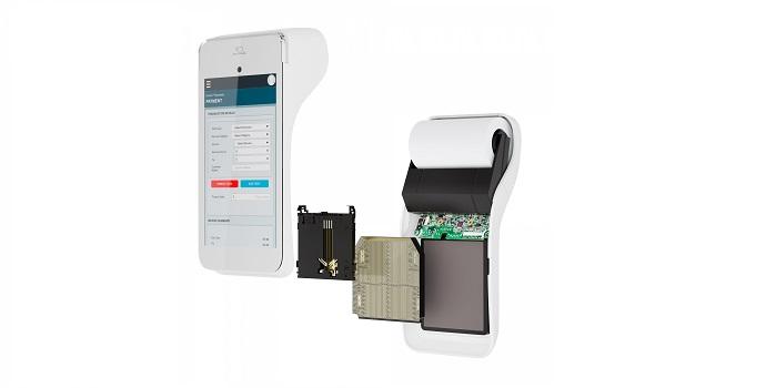 El más alto nivel de protección física para los terminales de punto de venta, con la ayuda de 3D-MID