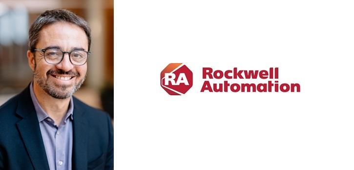 Rockwell Automation nombra a Cyril Perducat como nuevo director de Tecnología
