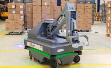 TE Connectivity confía en MiR Robots para aumentar su productividad