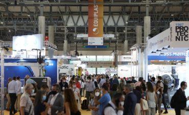 Equiplast 2021 contribuye a la reactivación sectorial con un incremento en las ventas de maquinaria
