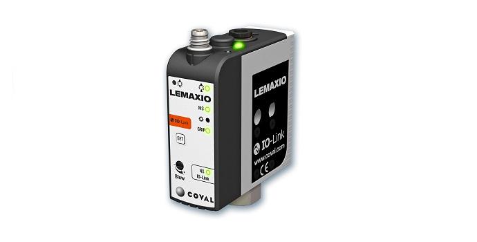 Nueva serie LEMAX IO: minibombas de vacío con comunicación IO-Link de la mano de COVAL