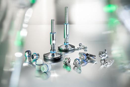 Diseño del futuro de la atención sanitaria: los beneficios de los componentes de norelem en Hygienic DESIGN
